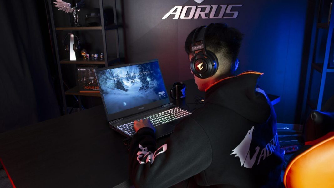 GIGABYTE presenta el mejor portátil gaming
