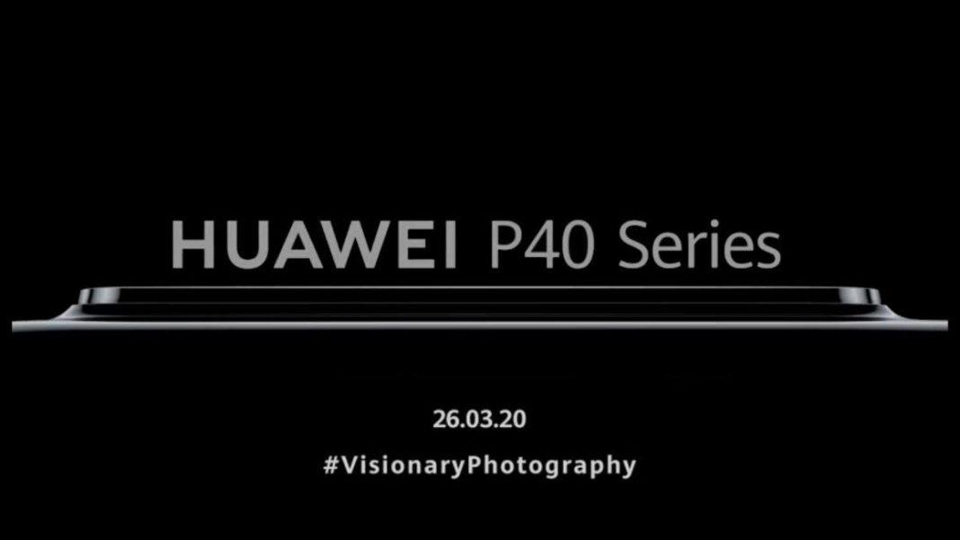 Huawei P40 conferencia de París CANCELADA