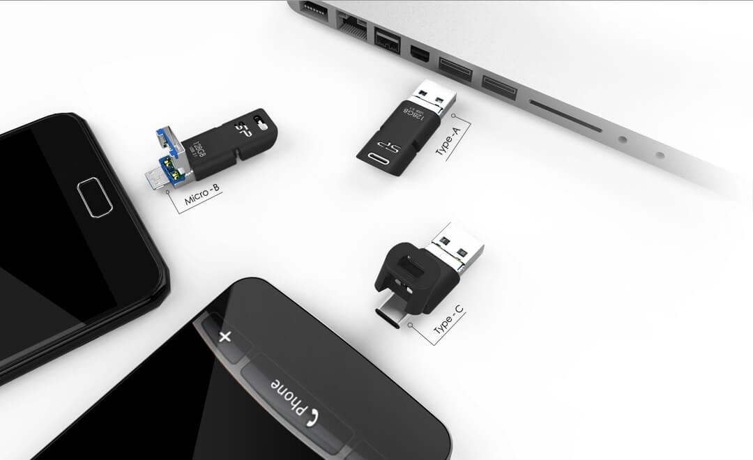 Silicon Power Mobile C50