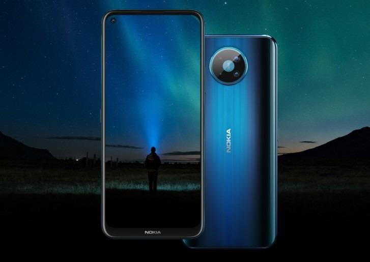 Nokia-8.3-5G-tecnolocura-1.jpg (727×515) Nokia clasificada como número uno en patentes 5G