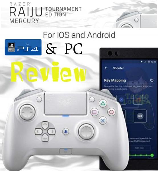 Razer Raiju Tournament Edition Mercury review muy Pro