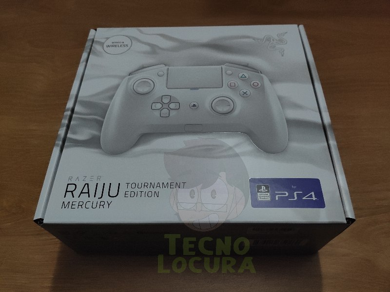 Razer Raiju Tournament Edition Mercury review