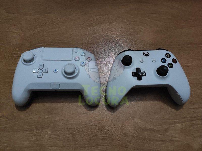 Razer Raiju Tournament Edition Mercury vs Xbox One S - tecnolocura