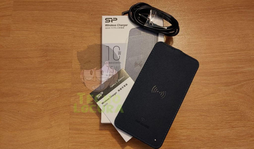 Silicon Power Wireless Charger QI220