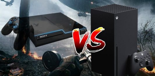 Xbox Series X vs PS5 Tabla comparativa