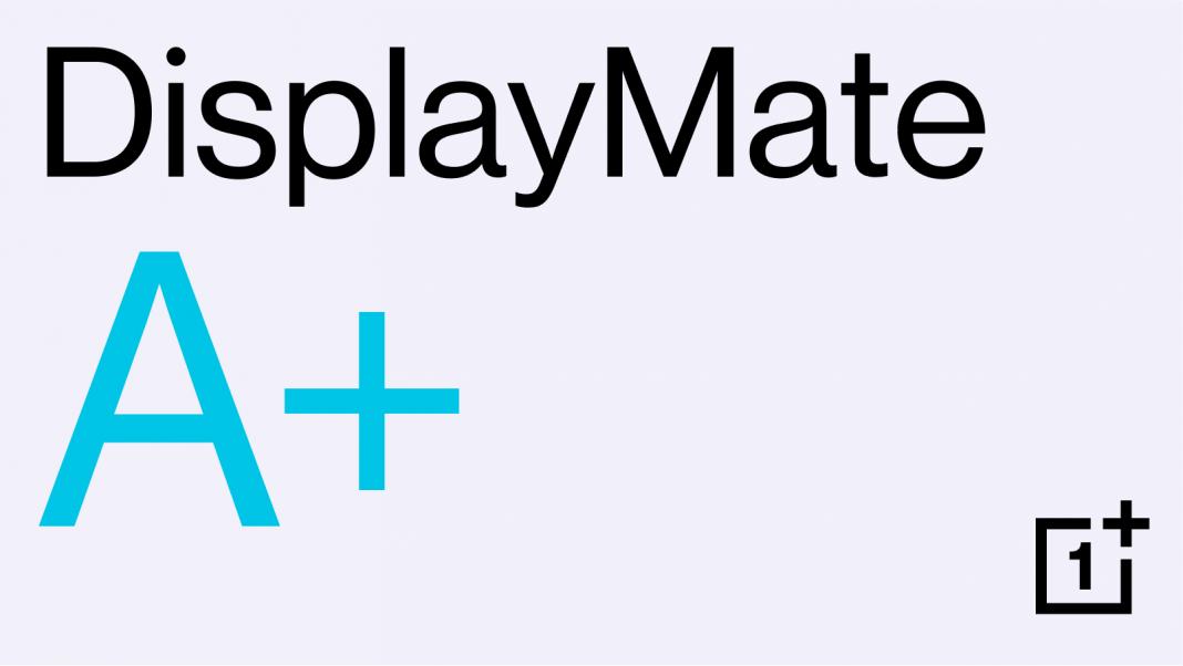 El nivel más alto de DisplayMate es para OnePlus 8 Series
