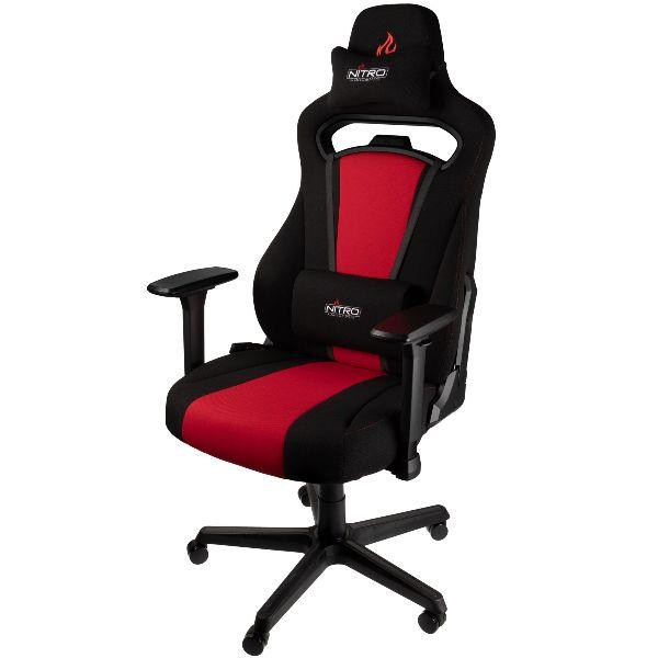 Nitro Concepts E250, el nuevo trono gaming