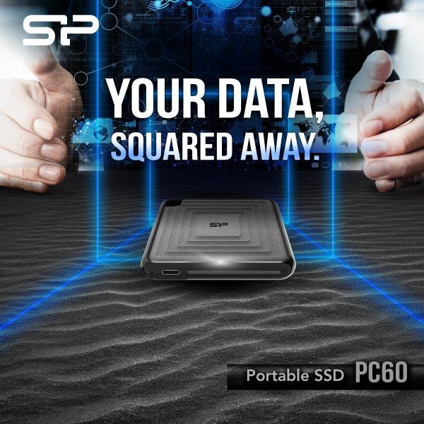 PC60: La SSD Portátil más compacta
