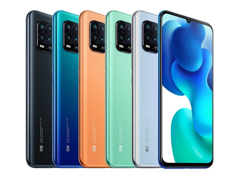 Xiaomi mi 10 lite zoom edition - tecnolocura - colores
