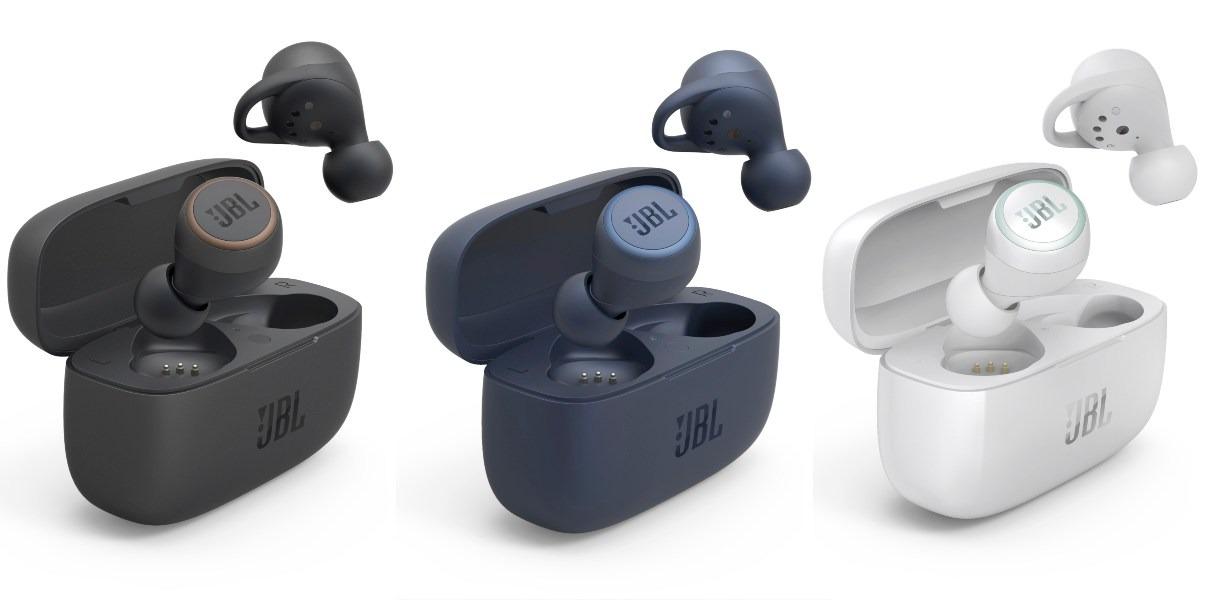 JBL Live 300TWS: elegantes, fáciles de usar y sonido top