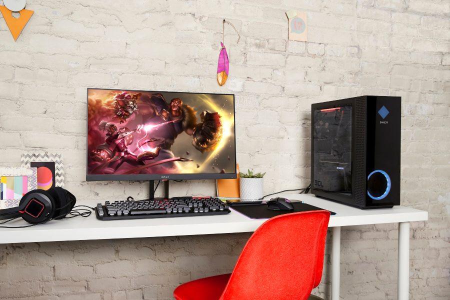 HP ecosistema Gaming