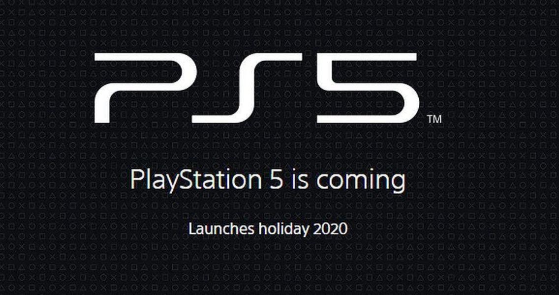 Lanzamiento de Sony PlayStation 5