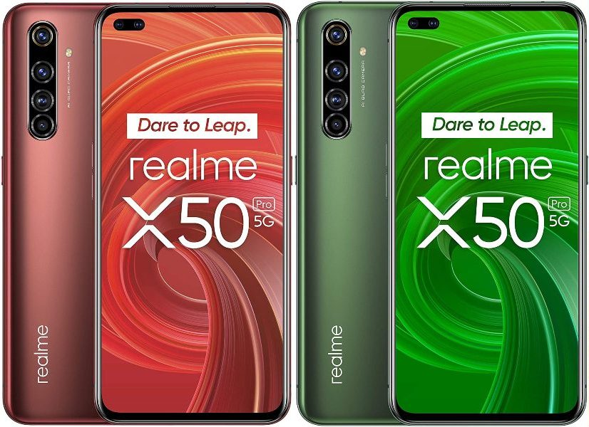 realme X50 Pro ya disponible en Amazon