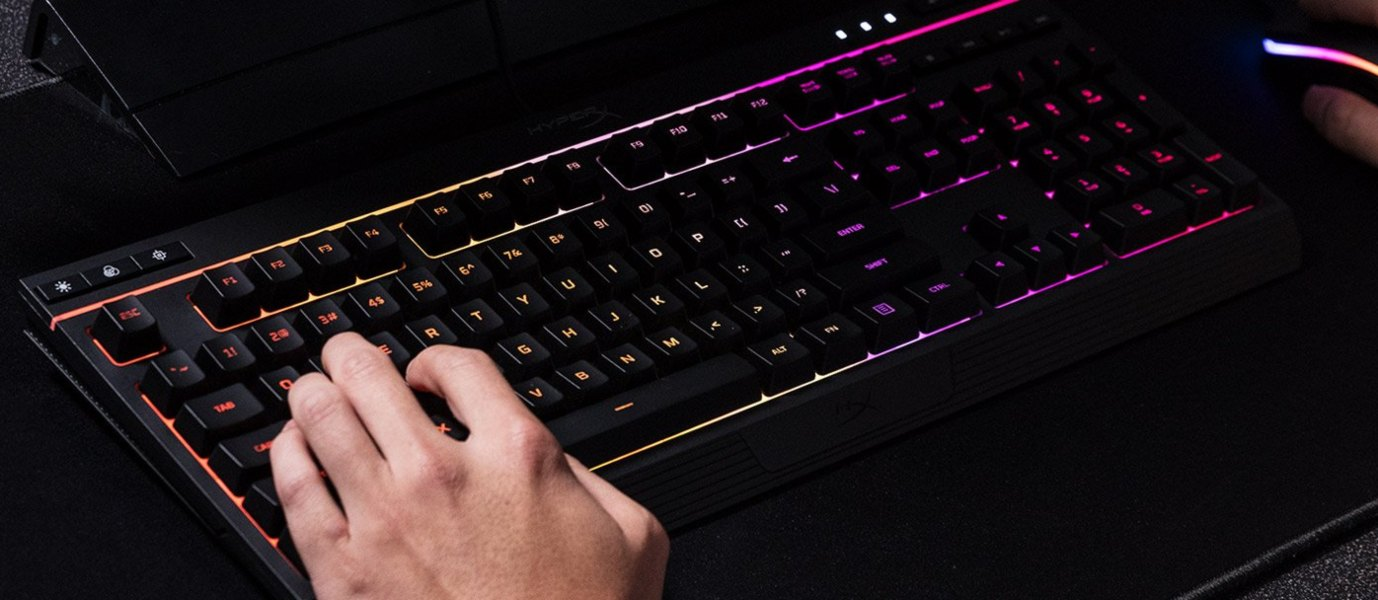 Alloy Core RGB, el primer teclado en español de HyperX