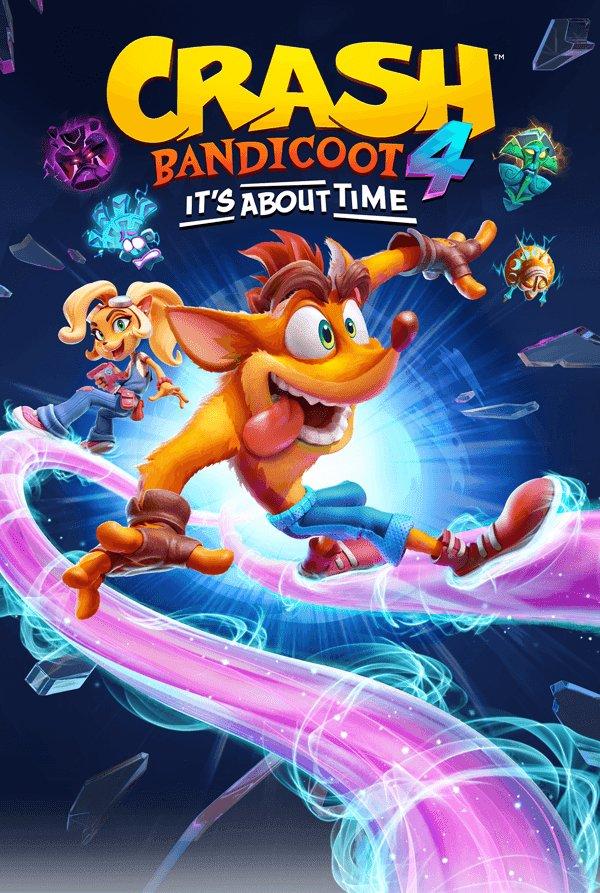 Crash Bandicoot 4 It's About Time Fecha y trailer ya aquí - tecnolocura