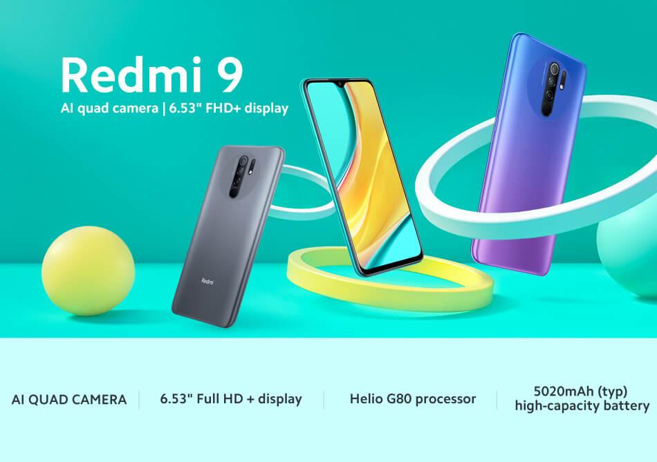 Redmi 9 comprar desde aquí antes de su lanzamiento