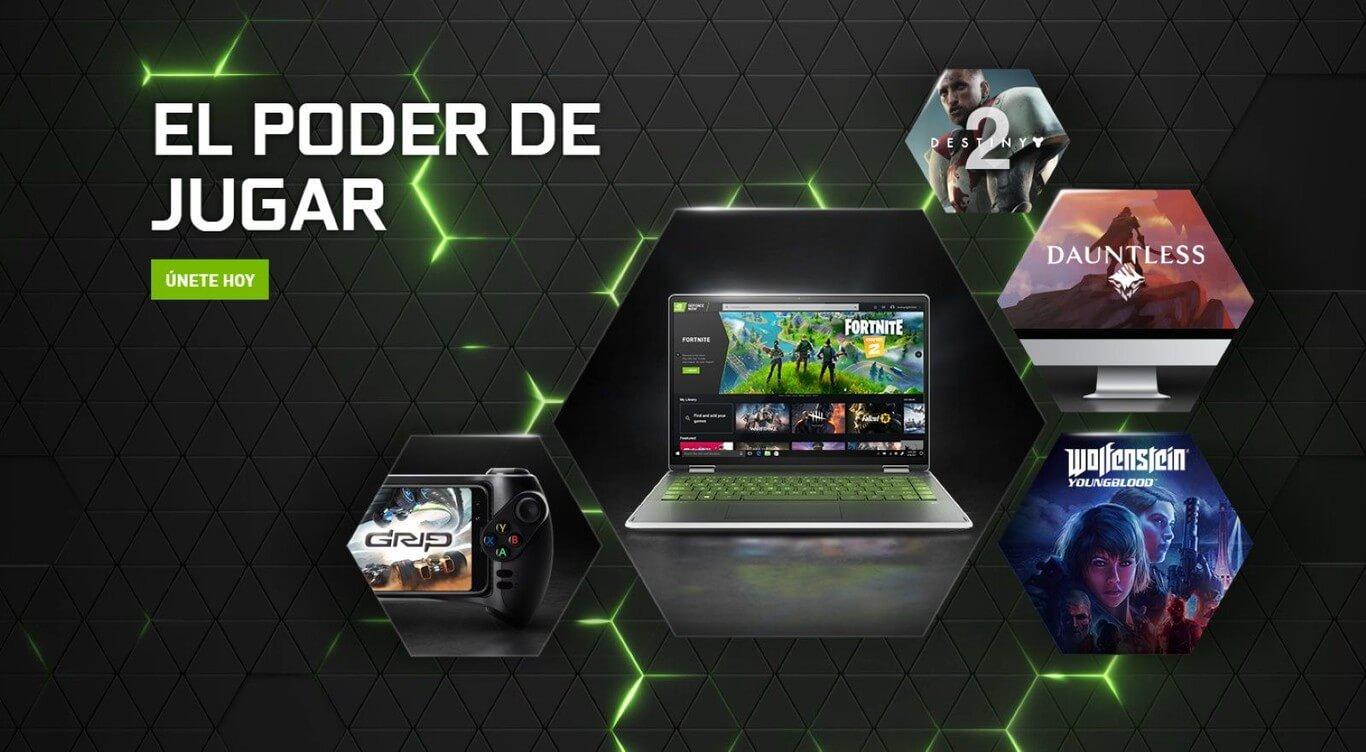 GeForce NOW ya permite sincronizar fácilmente con Steam