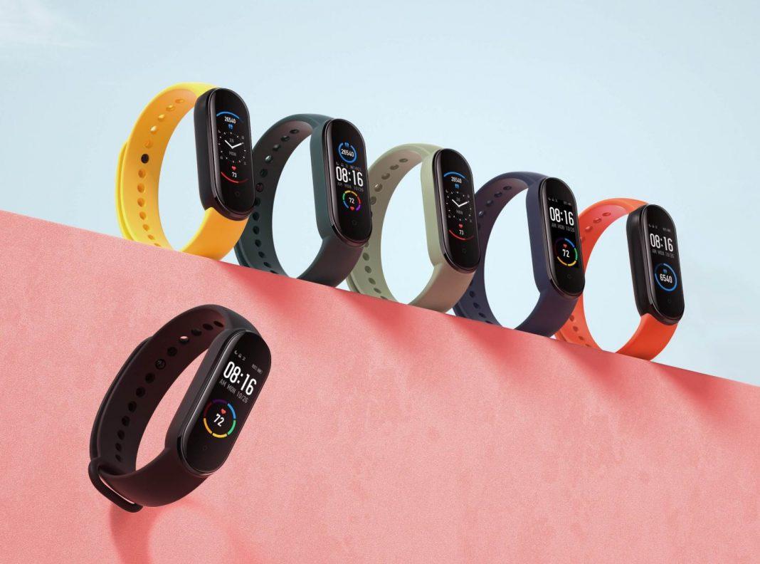 Xiaomi Mi Smart Band 5 GLOBAL llega oficialmente