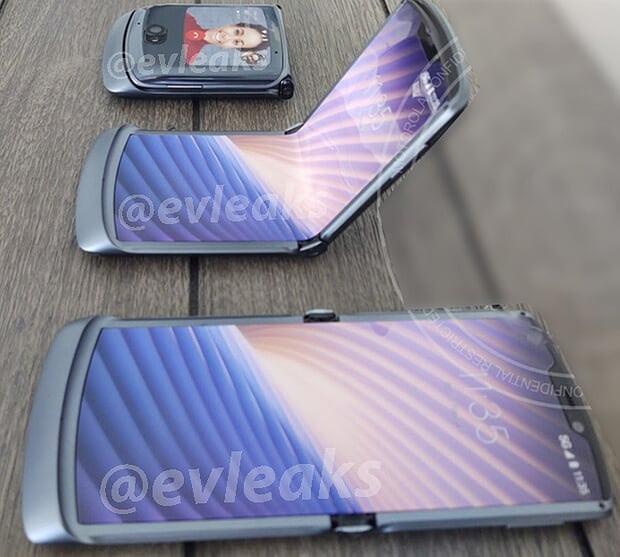 Motorola Razr Generación 2