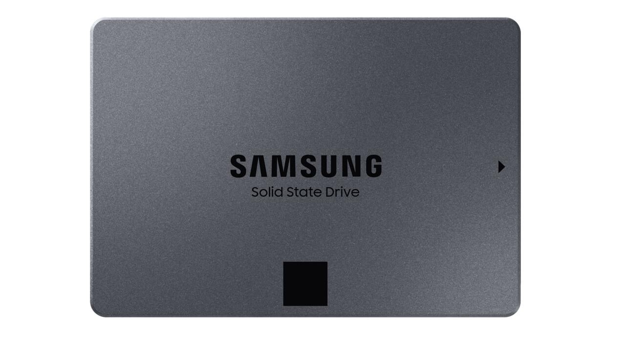 Samsung 870 QVO, el nuevo SSD con 8 TB de capacidad