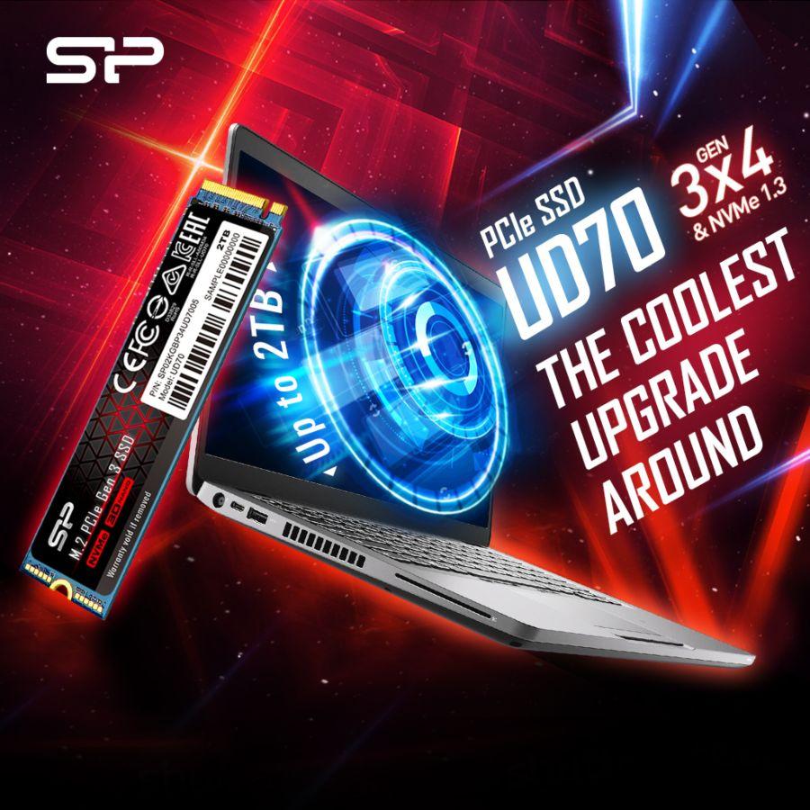 Silicon Power UD70: La compañera perfecta para gamers y profesionales