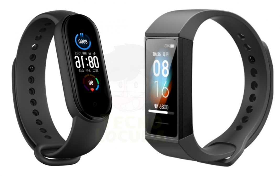Xiaomi Mi Smart Band 5 y Mi Band 4C ya disponibles para comprar