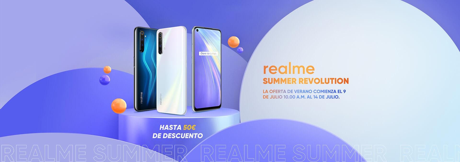 realme summer revolution