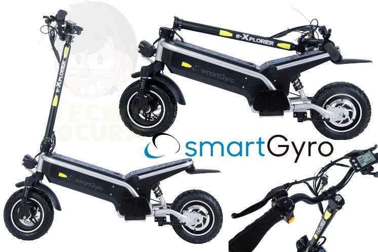 smartGyro e-Xplorer