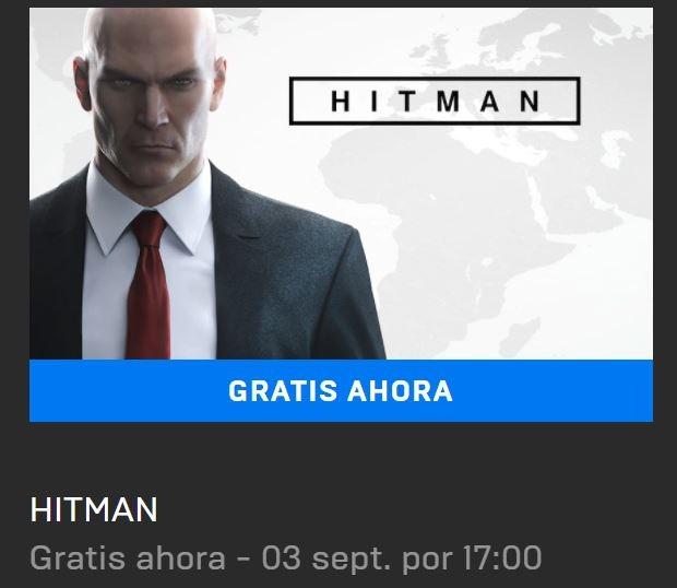 Hitman GRATIS