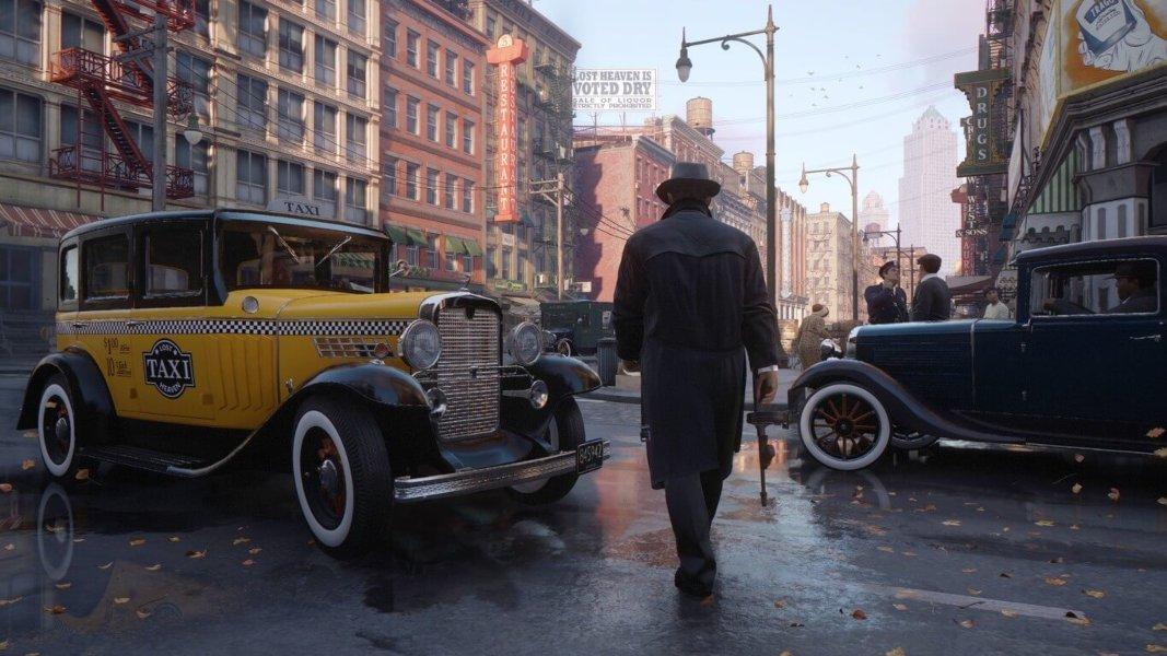 Mafia Edición Definitiva jugabilidad actualizada del remake gangster