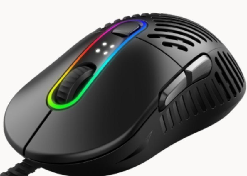 Mountain Makalu 67, primer ratón gaming del mundo con sensor PixArt PMW3370