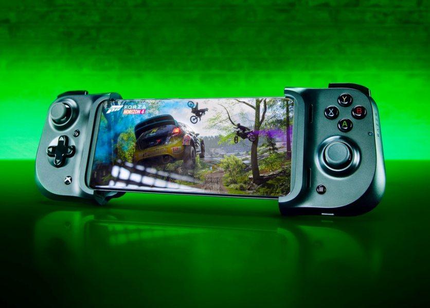Razer Kishi para Android (Xbox) ya está disponible