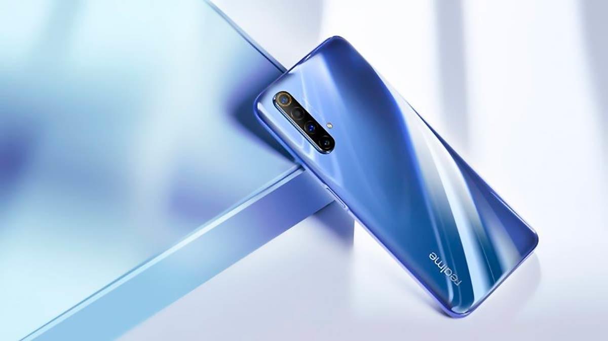 realme X50 5G disponible desde hoy en los canales de venta