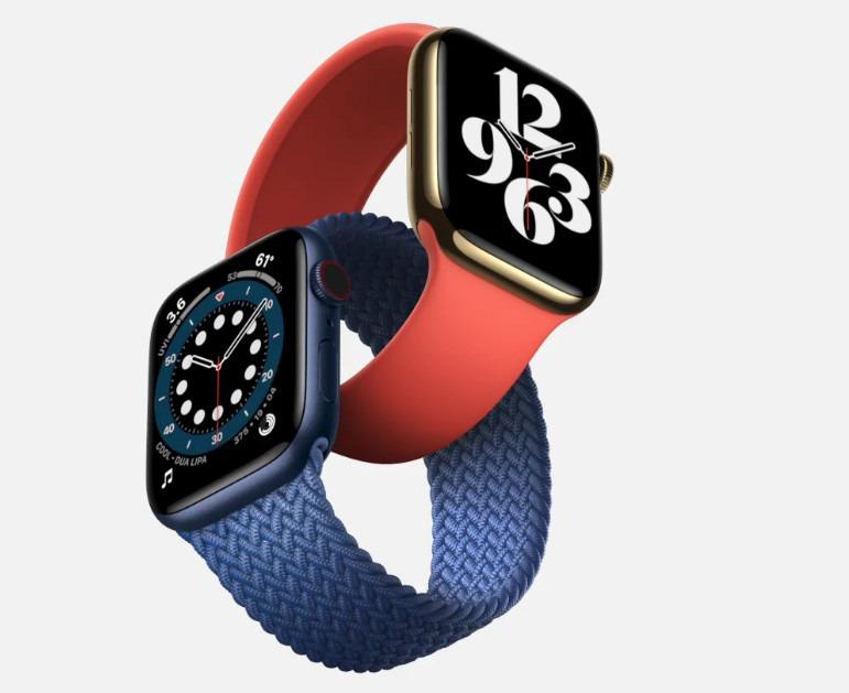 Apple Watch Series 6 aún más avanzado y con nuevos colores
