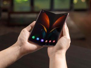 Galaxy Z Fold2 llega para cambiar la forma del futuro