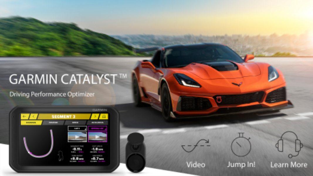 Catalyst, dispositivo de rendimiento para conducción en circuito
