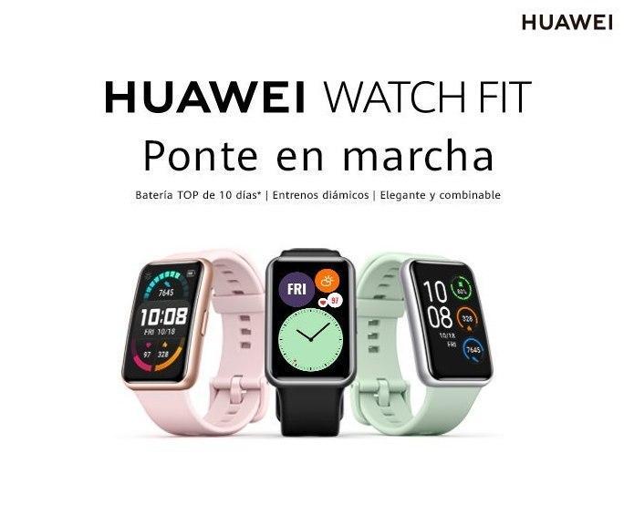 Huawei Fit Active en PcComponentes