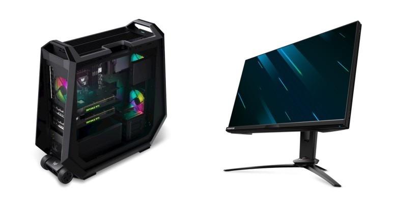 Llegan las nuevas NVIDIA GeForce RTX 30 a Acer