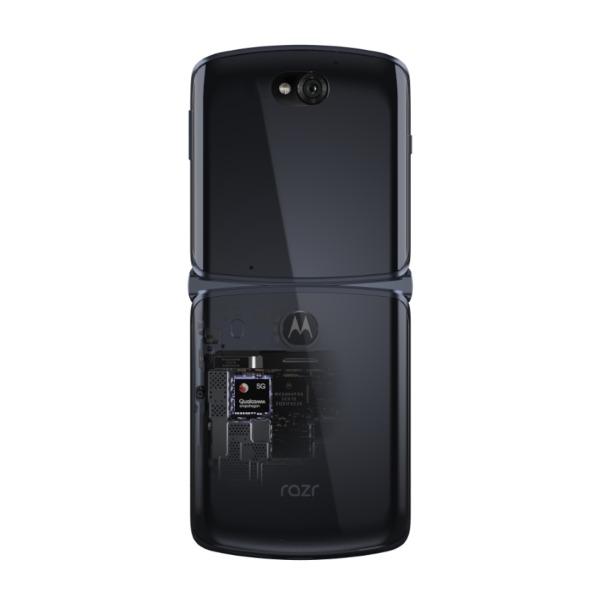 Motorola razr 5G: nuevo y con la cámara para selfies más avanzada de la historia