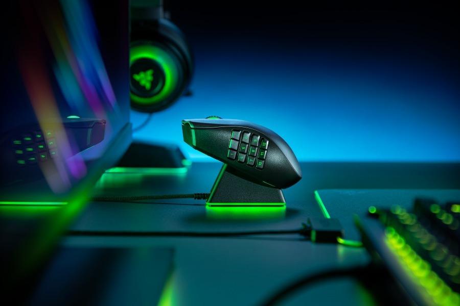 Razer Naga Pro: Adáptate a cualquier tipo de partida gaming