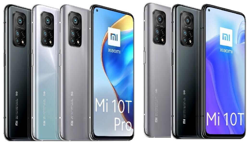 Xiaomi Mi 10T, Mi 10T Pro y Mi 10T Lite a un día de la presentación