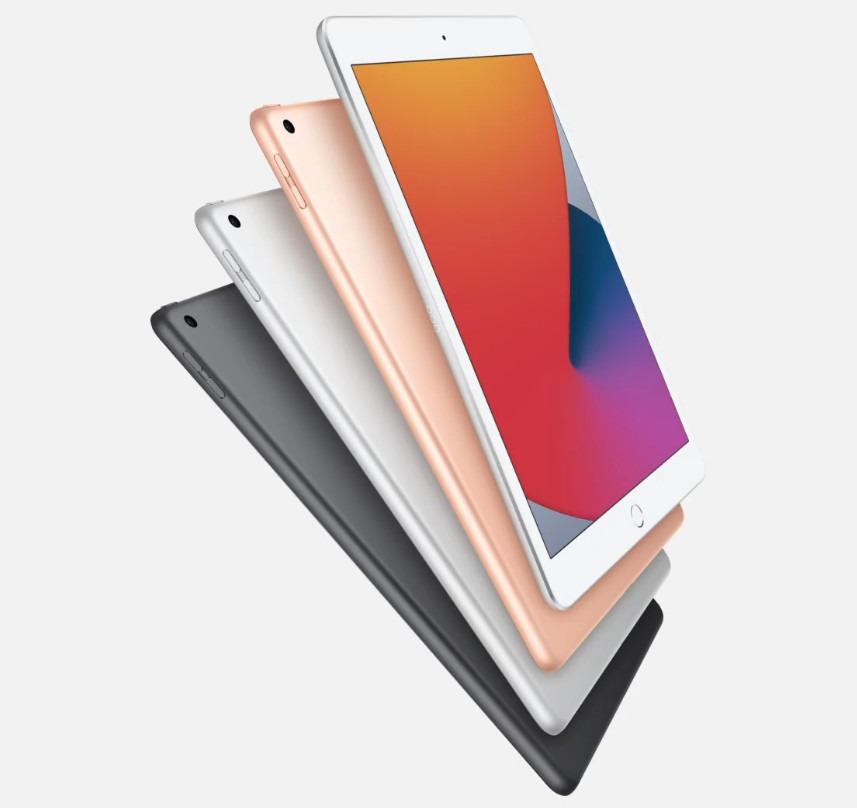 iPad de octava generación con 10,2 pulgadas es oficial