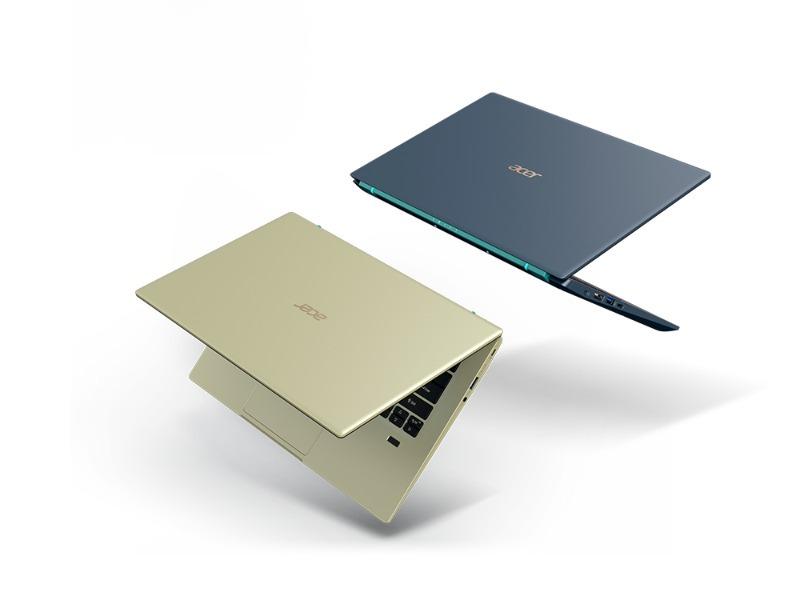 Acer anuncia su última línea de portátiles