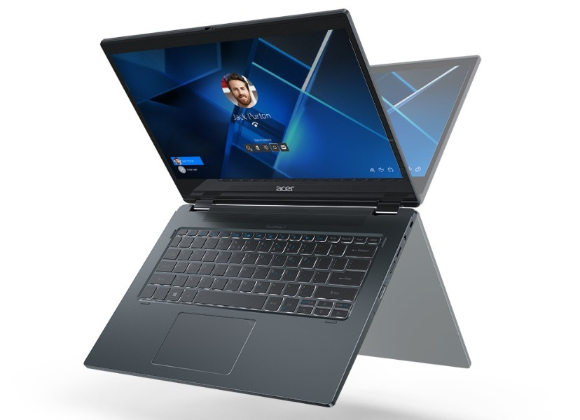 Acer TravelMate P2, P4 y Spin P4