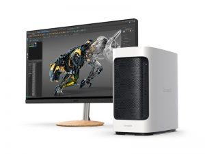 ConceptD 300: pequeño y poderoso