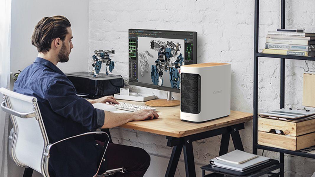 Acer presenta los nuevos equipos ConceptD