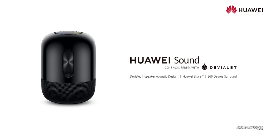 HUAWEI Sound