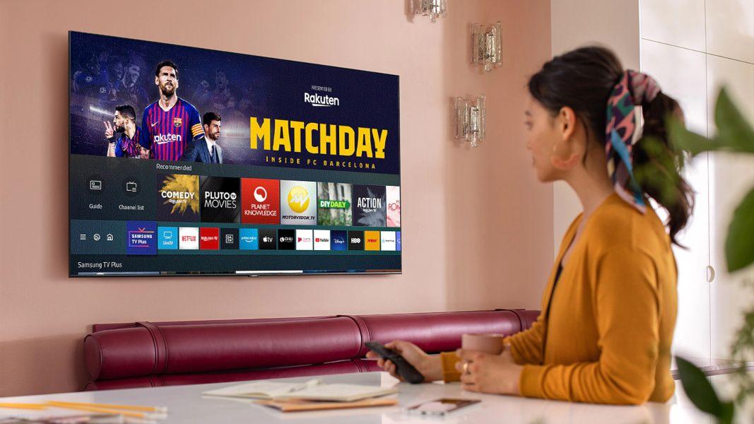 Samsung TV Plus con nueva experiencia de visualización