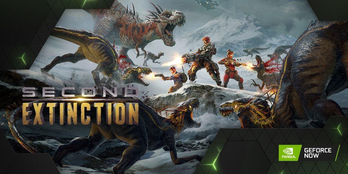 Second Extintion llega a GeForce NOW con 10 juegos más