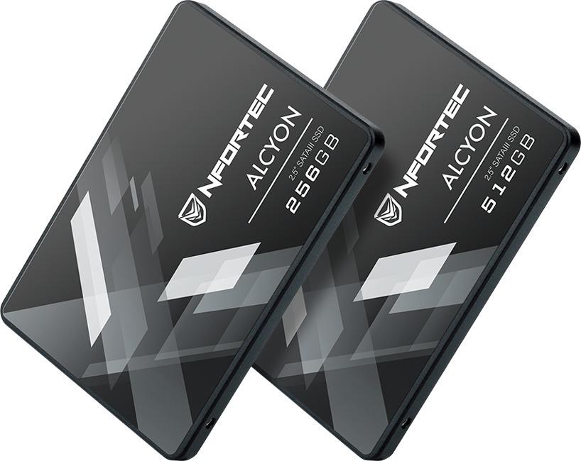 """Nfortec Alcyon 2,5"""" SSD"""